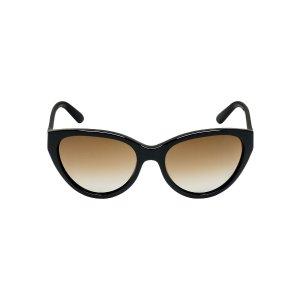 Tory Burch TY7045 57 Brown & Black Polarized Sunglasses | Sunglass Hut USA
