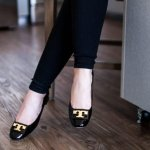 of Tory Burch Shoes @ Bloomingdales