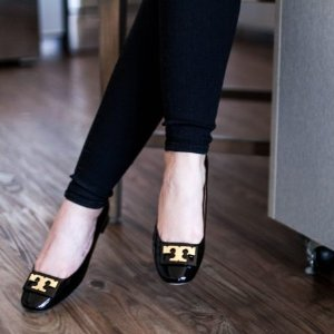 20% Off 2 Pairs of Tory Burch Shoes @ Bloomingdales