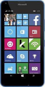 As low as $19.99! Microsoft Lumia 640 4G LTE Prepaid Smartphone - Cricket Wireless