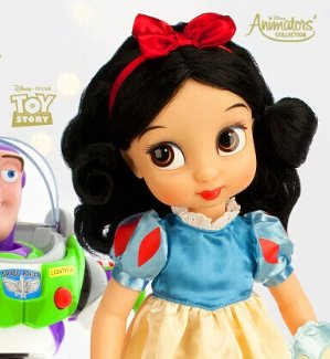 $18 Animators' Dolls & Toy Story Talking Action Figures @ disneystore