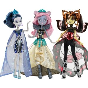 Monster High™ Boo York, Boo York Gala Ghoulfriends™ Gift Set