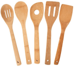 $5.79 Totally Bamboo 5-Piece Utensil Set @ Amazon