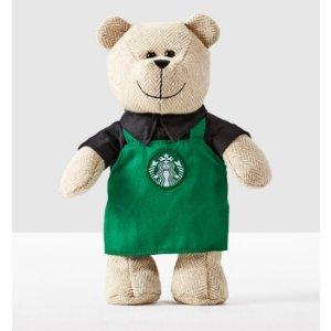 Bearista® Bear with Green Apron