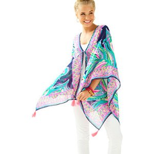 Island Caftan - Don't Leave Me Hanging | 23796495PY5 | Lilly Pulitzer