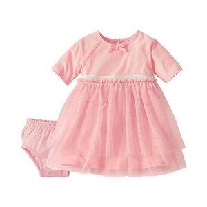 Toddler Swish Dress Set | Baby Sale Dress