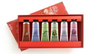 50% Off Limited Edition Hand Therapy Samplers @ Crabtree & Evelyn