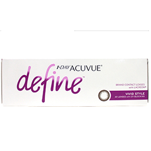 1 Day Acuvue Define Vivid Style with LACREON : PerfectLensWorld