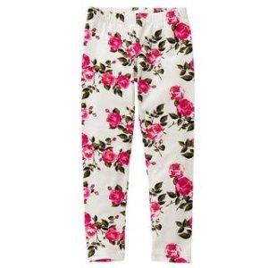 Floral Leggings at Crazy 8