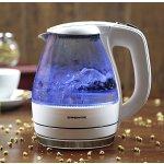 Ovente KG83B Glass Electric Kettle, 1.5-L @ Amazon