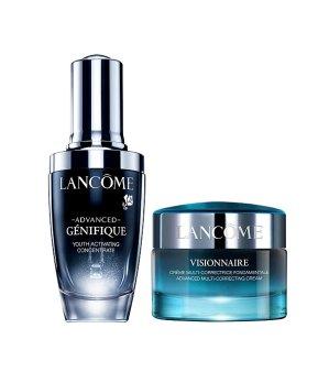 Last Day! 15% Off Lancome Advanced Genifique & Visionnaire Dual Pack @ Bon-Ton