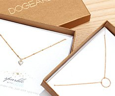 Up to 62% Off Select Dogeared Necklace @ Nordstrom Rack