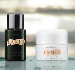 Free Moisturizing Gel Cream + The Concentrate With Any Online Purchase @ La Mer