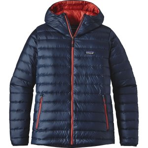 Patagonia Down Sweater Hooded Jacket - Men's | Backcountry.com