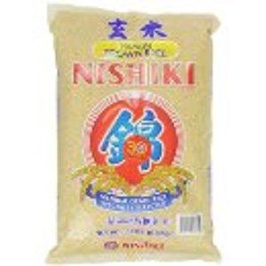 $16.47 Nishiki Premium Brown Rice, 15-Pounds Bag