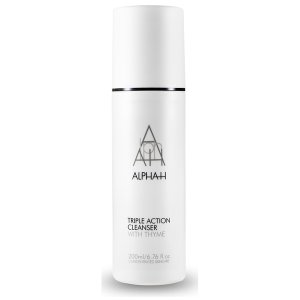 Alpha-H Triple Action Cleanser (200ml) - FREE Delivery