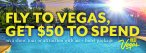 Free $50 Gift Card with Vacation Package Las Vegas