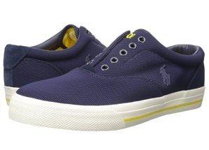 From $15.38 Polo Ralph Lauren Men's Vito Mesh Fashion Sneaker