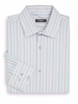 Up to 92% off Saks Fifth Avenue Mens Dress Shirt (Various Styles)
