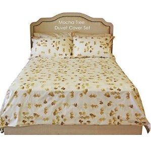 CDN$19Habitat 精梳棉印花床上用品3件套 - Queen尺寸