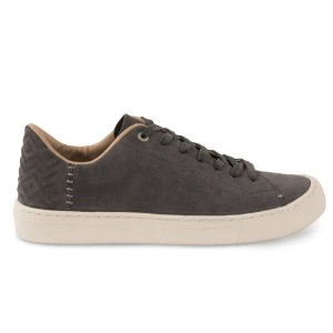 CASTLEROCK GREY SUEDE MEN'S LENOX SNEAKERS