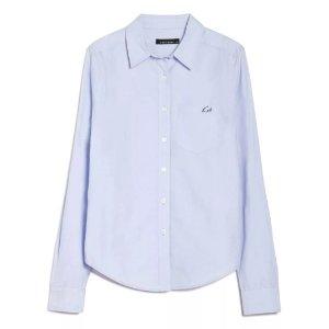 KATE MOSS X EQUIPMENT London Embroidered Shirt