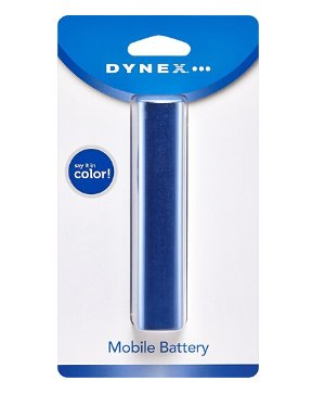 $1.99 Dynex Lithium Ion Portable Battery Charger