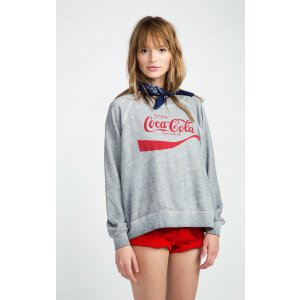 Coca Cola Sweatshirt & Coke Sweatshirt