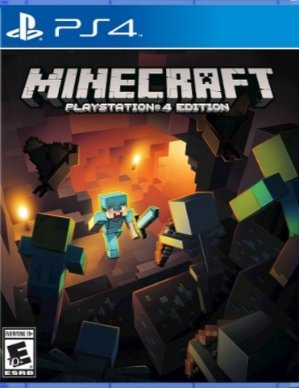$13 Minecraft - PlayStation 4