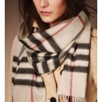 Burberry Cashmere Scarves@JomaShop Dealmoon Doubles Day Exclusives!