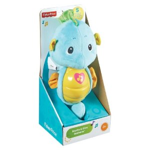 Fisher-Price Ocean Wonders Soothe and Glow Sea Horse
