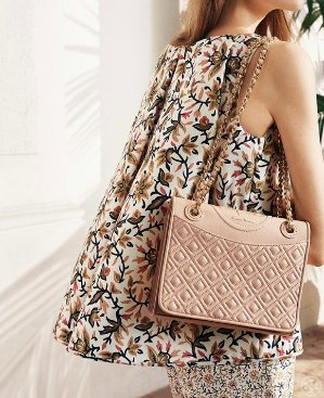 Up to $600 Reward Card with Tory Burch Handbags Purchase @ Bloomingdales
