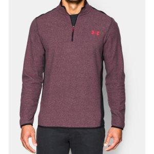 Men's UA ColdGear® Infrared Fleece ¼ Zip
