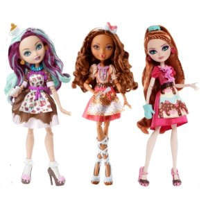50% Off Select Monster High and Ever After High dolls, playsets and accessories @ Mattel