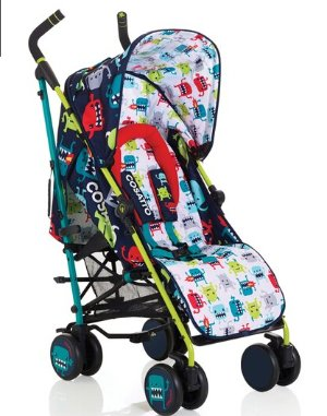 $261.9(reg.$349.99) Cosatto 'Supa - Cuddle Monster 2' Stroller