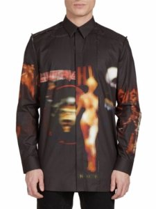 With up to $700 GC Givenchy Men's Heavy Metal Apparel @ Saks Fifth Avenue