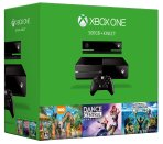 $229 Xbox One 500gb Kinect +3Games Bundle