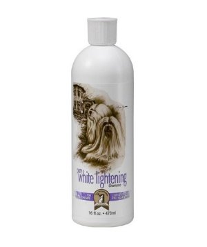 $14.99 #1 All Systems Pure White Lightening Pet Shampoo