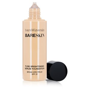 bareMinerals bareSkin® Pure Brightening Serum Foundation - Bare Natural 07 - Dermstore