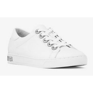 MICHAEL MICHAEL KORS Halle Leather Sneaker