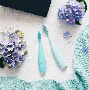 硅胶刷头一年只需换一次革命性的Foreo电动牙刷使用体验+购买心得分享