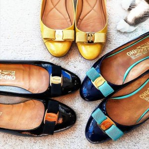 Earn Up to a $900 Gift Card with Salvatore Ferragamo Shoes Purchase @ Saks Fifth Avenue
