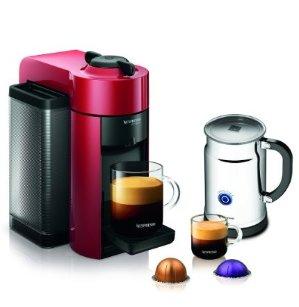$115.88Nespresso A+GCC1-US-RE-NE VertuoLine胶囊咖啡机