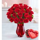 25% Off Order Early for Valentine's Day @ 1-800-Flowers.com