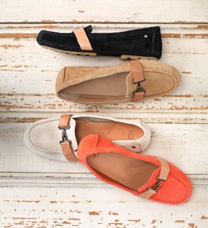 $59.99 UGG Aven Flats On Sale @ 6PM.com