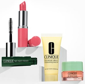 4 pc GWPWith Any $40 Purchase @ Clinique