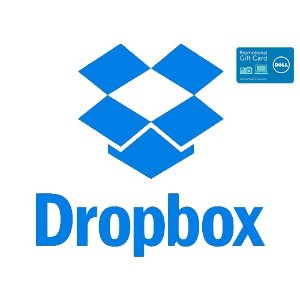 $59.99 + $25 Gift Card Dropbox Pro - Annual Subscription for 1 User
