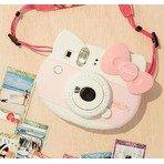 $72包邮 七夕礼物首选 FUJIFILM 迷你 Hello Kitty 拍立得相机(日本进口)