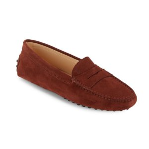 Tod's - Cleated Mocassin Style Loafers - saksoff5th.com