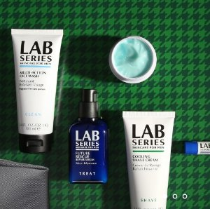 Free Full Size Power Wash with Your $50 Purchase @ Lab Series For Men